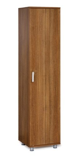 WOODEN SINGLE WARDROBE