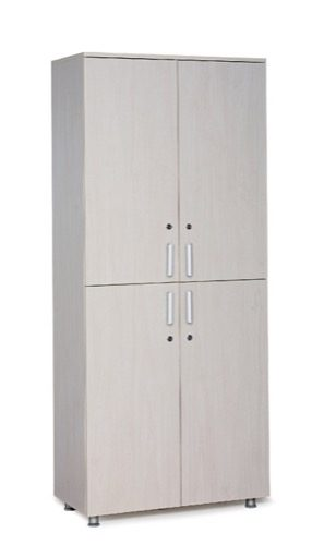 WOODEN QUAD WARDROBE