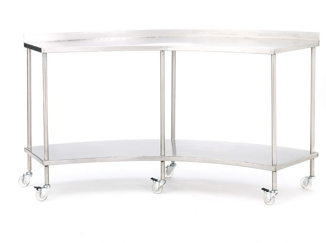 FALCATE TABLE