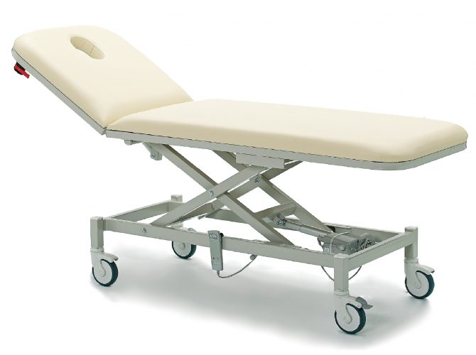 ELECTRICALLY OPERATED BOBATH BED