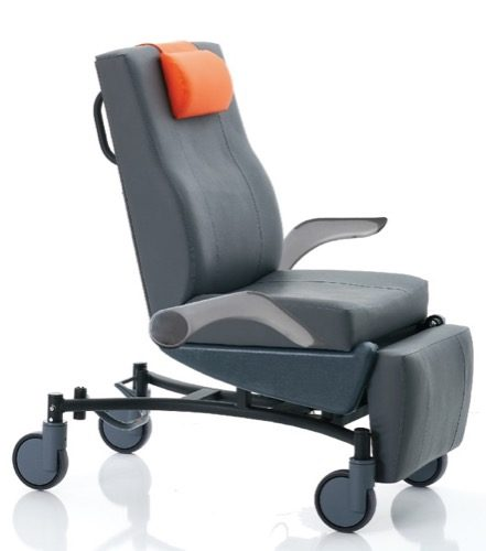 PATIENT TRANSPORT CHAIR