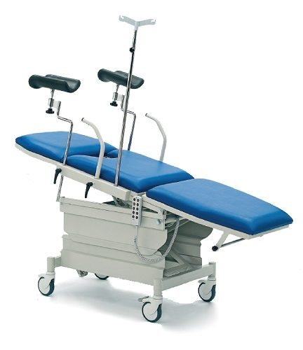 GYNECOLOGICAL EXAMINATION COUCH WITH THREE MOTORS