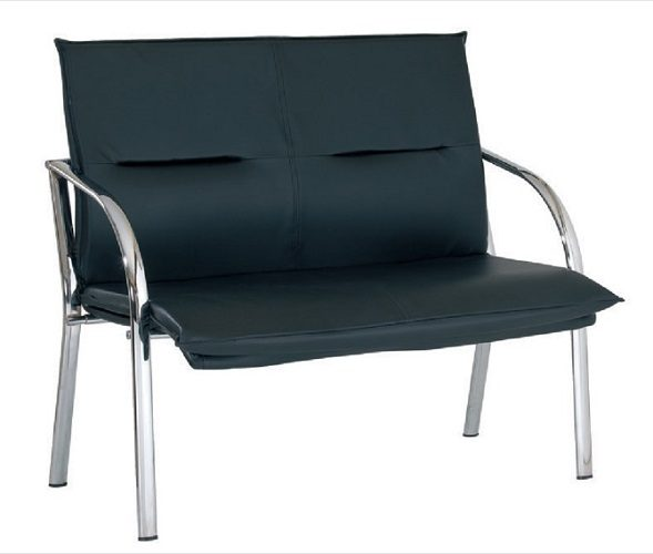 DOUBLE VISITOR CHAIR FOR DOCTOR ROOM