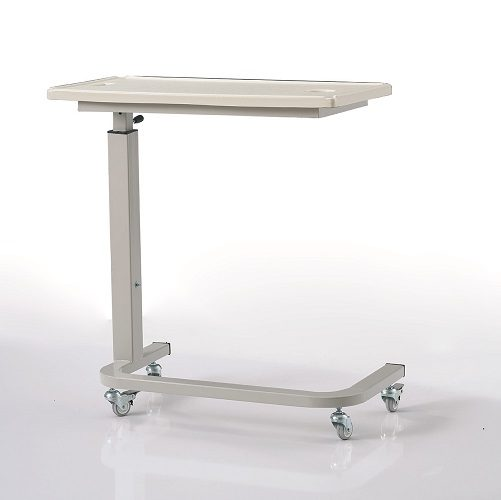 OVER BED TABLE WITH ABS TRAY