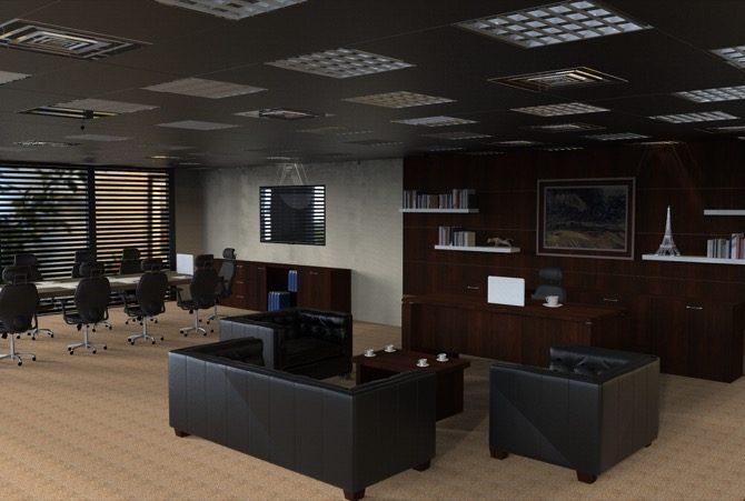 Toplantı ve Yönetici Odası