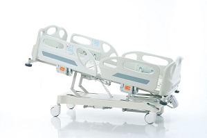 Dört Motorlu Hasta Karyolası