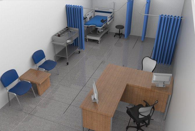 Jinekolojik Muayene Odası