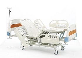 ABS Üç Motorlu Çocuk Karyolası